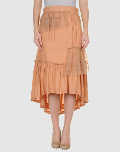 SEE BY CHLOÉ - 3/4 length skirt