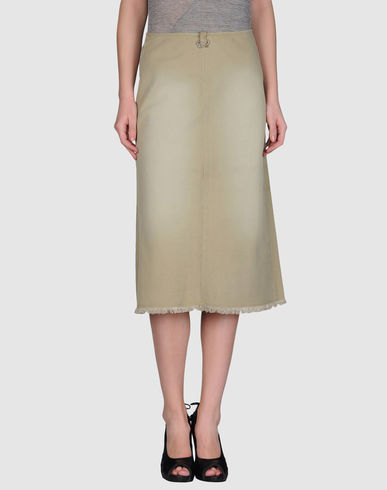 DIESEL - 3/4 length skirt