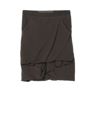 Mini skirt Women's - RICK OWENS