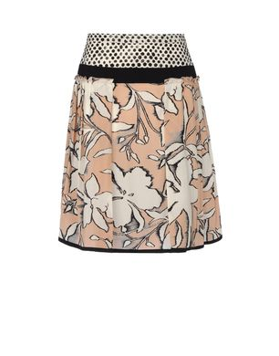 Knee length skirt Women's - AQUILANO-RIMONDI