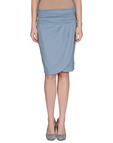 TWIN-SET Simona Barbieri - Knee length skirt