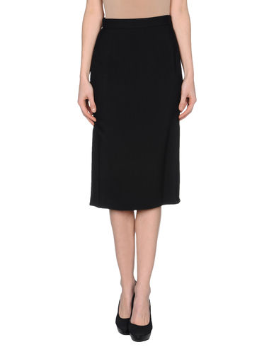 YVES SAINT LAURENT RIVE GAUCHE - 3/4 length skirt