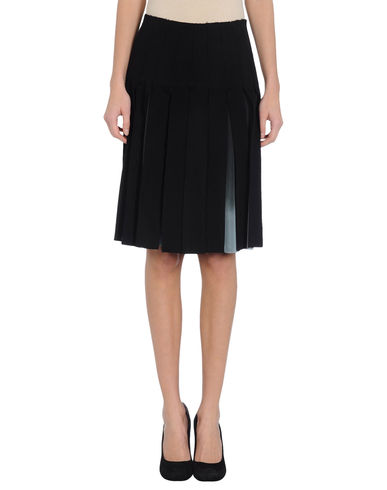 BRAGIA - Knee length skirt