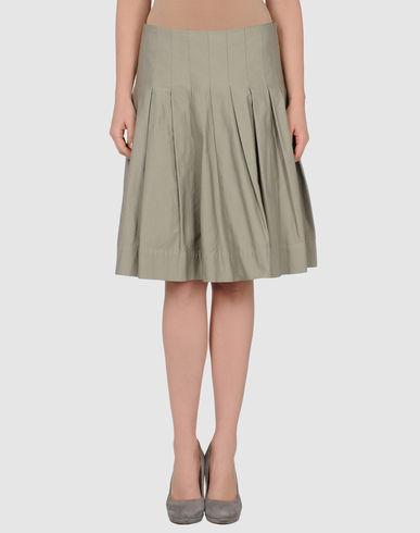 PAUW - Knee length skirt
