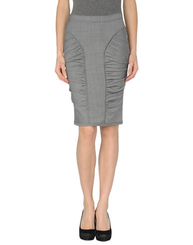 FERRE&#39; - Knee length skirt