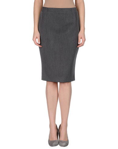ELISABETTA FRANCHI - Knee length skirt