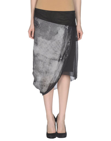 HELMUT LANG - Knee length skirt