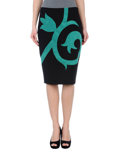 VERSACE - 3/4 length skirt