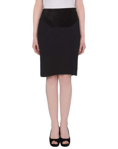 LES PRAIRIES DE PARIS - Knee length skirt