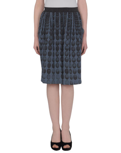 MAURO GRIFONI - 3/4 length skirt