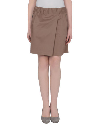MAURO GRIFONI - Knee length skirt
