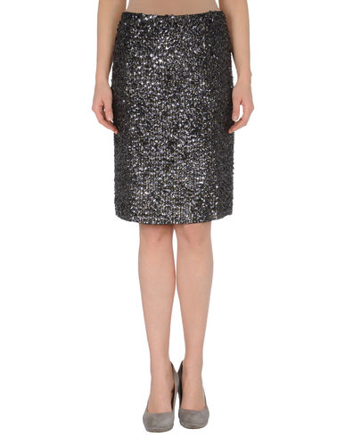AQUILANO-RIMONDI - Knee length skirt