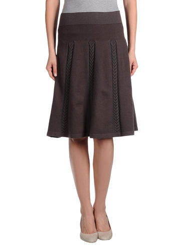 D.EXTERIOR - Knee length skirt