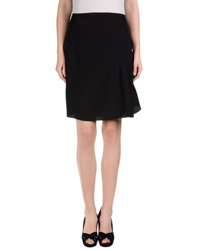 CHRISTIAN DIOR BOUTIQUE - Knee length skirt