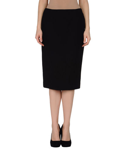 CHRISTIAN DIOR - 3/4 length skirt