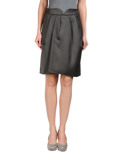 GIORGIO ARMANI - Knee length skirt
