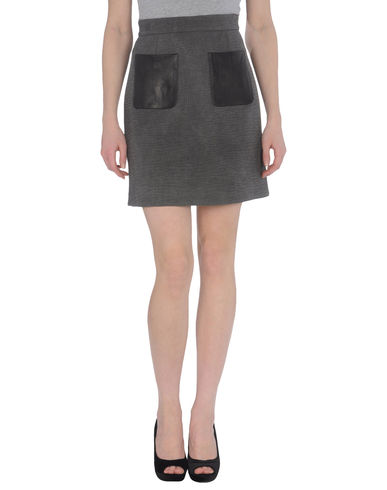 MARKUS LUPFER - Knee length skirt