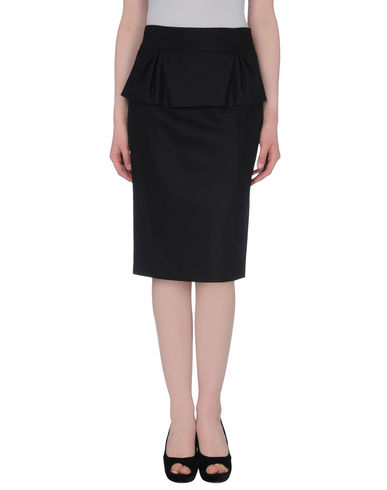 BURBERRY - 3/4 length skirt