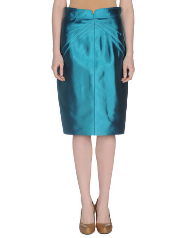 ZAC POSEN - 3/4 length skirt