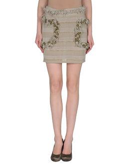 Mini skirts - GIOVANNINI MIRCO