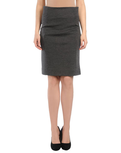 TOMMY HILFIGER - Knee length skirt