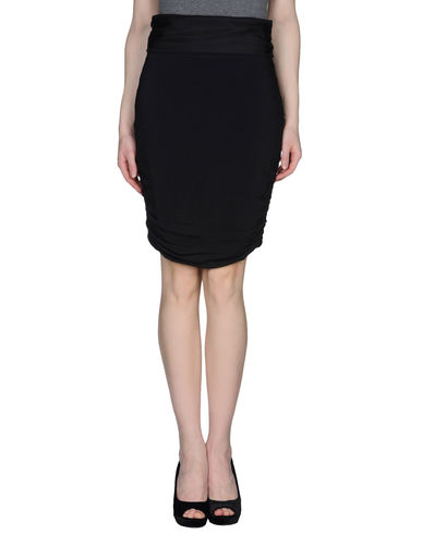 PF PAOLA FRANI - Knee length skirt