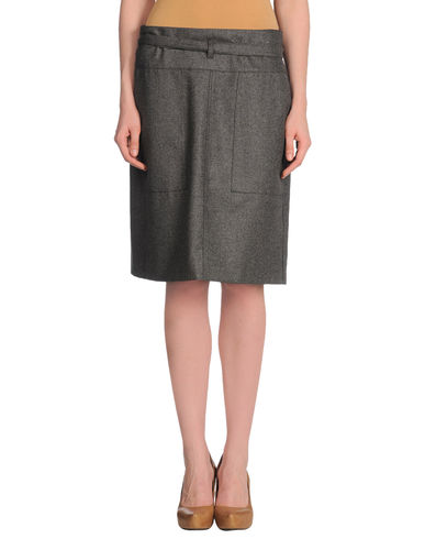 ASPESI - Knee length skirt
