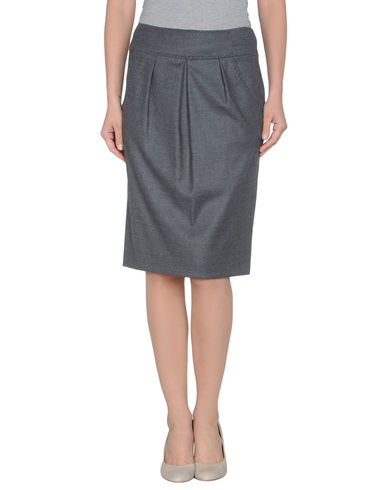 ANGELO MARANI - Knee length skirt