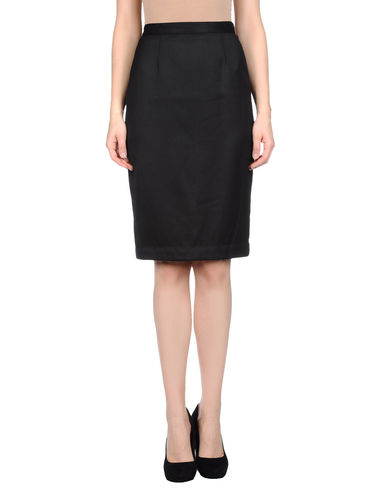 CHER MICHEL KLEIN - Knee length skirt