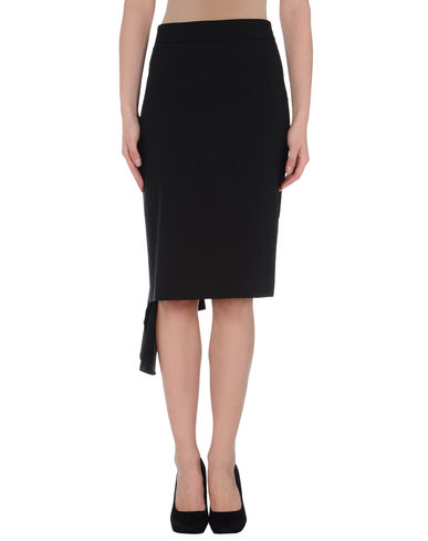FRANCESCO SCOGNAMIGLIO - Knee length skirt