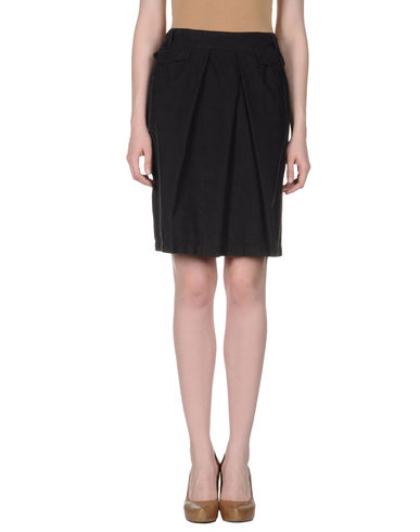 INCOTEX - Knee length skirt
