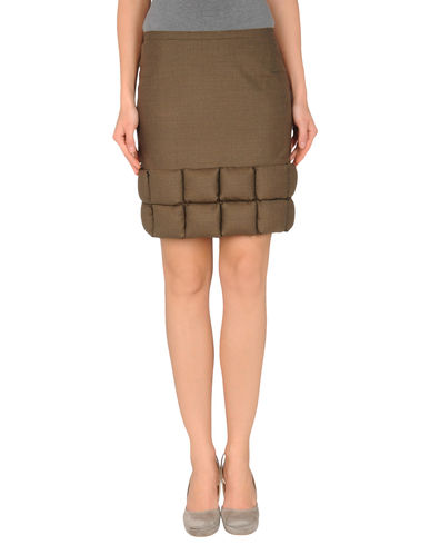 GILES - Knee length skirt