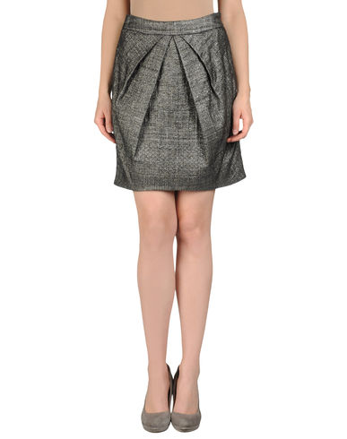 RUE DU MAIL - Knee length skirt