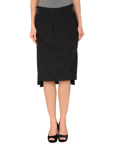 MALLONI - Knee length skirt