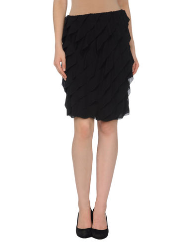 RALPH LAUREN BLACK LABEL - Knee length skirt