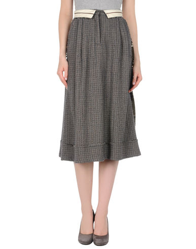 GAETANO NAVARRA - 3/4 length skirt