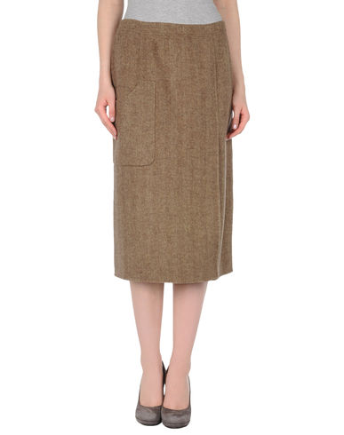 HOSS INTROPIA - 3/4 length skirt
