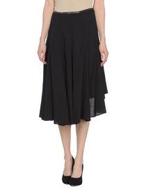 YOHJI YAMAMOTO - Knee length skirt
