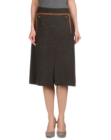 TORY BURCH - 3/4 length skirt