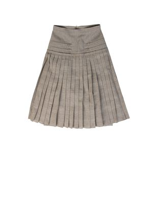 Knee length skirt Women's - CREATURES OF THE WIND