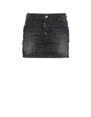 Denim skirt Women's - DSQUARED2