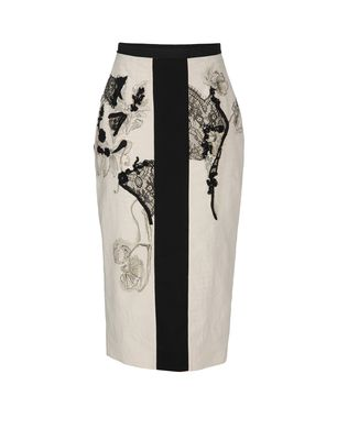 3/4 length skirt Women's - ANTONIO MARRAS