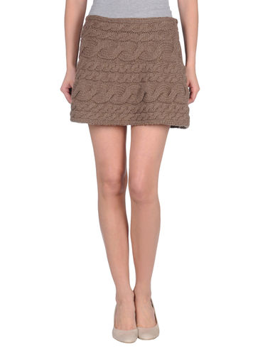 BRUNELLO CUCINELLI - Mini skirt