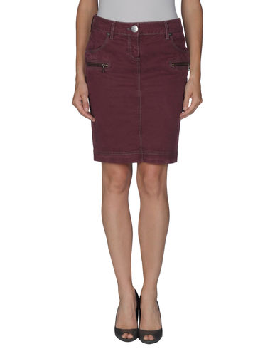 PINKO - Knee length skirt