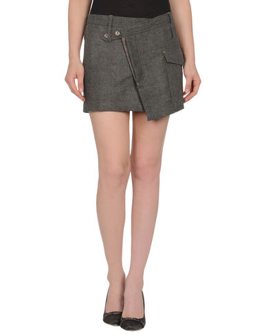 DIESEL - Mini skirt