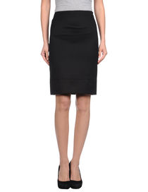 HUSSEIN CHALAYAN - Knee length skirt
