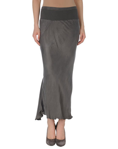RICK OWENS - Long skirt