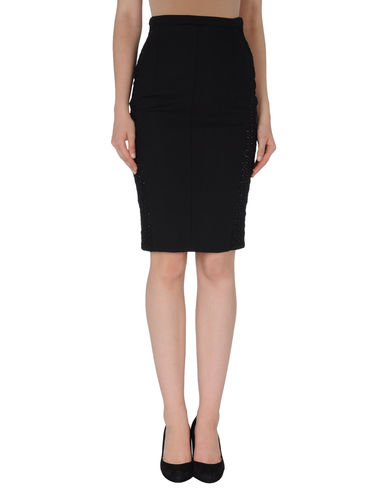 ANTONIO BERARDI - Knee length skirt