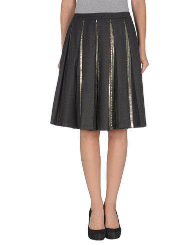 DRIES VAN NOTEN - Knee length skirt