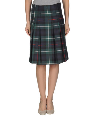 DONDUP - Knee length skirt